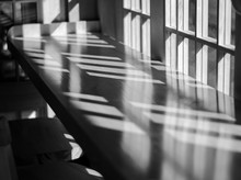 Light And Shadow From Window