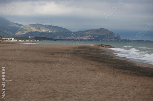Valokuva  Strand von Terracina - Italien