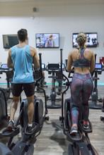 TV Training Couple Training In...