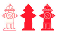 Fire Hydrant Solid And Detailed