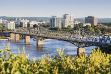 Panorama Of Gatineau Seen From...