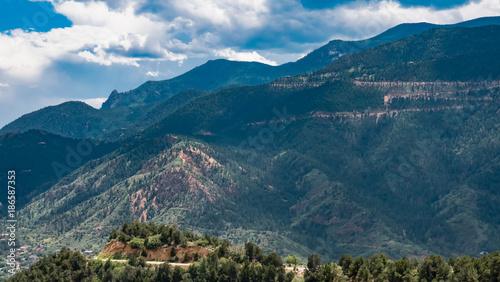 Photo Purple mountains Majesty