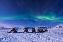 The Polar Arctic Northern Ligh...