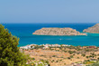 Spinalonga island on Crete, Greece