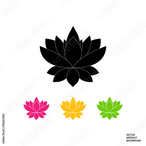 Lotus Flower The Symbol Of Buddhism The Symbol Of Harmony Water