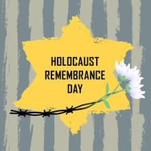 Holocaust Remembrance Day. Con...