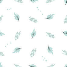 Scandinavian Pattern With Different Elements