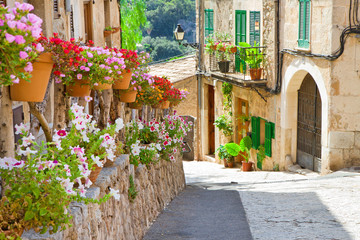 Malerisches Valldemossa auf Mallorca