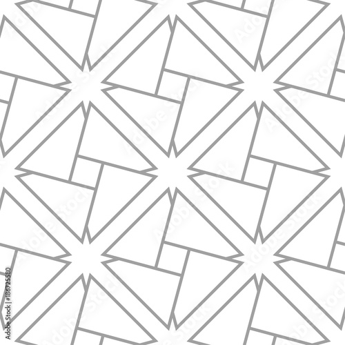 geometryczny-ornament-jasny-szary-wzor