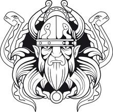 Ancient Scandinavian God  Of D...