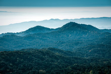 Landscapes Mountain View From ...