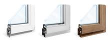 3d Detailed Window Frame Profi...
