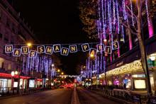Paris, France - December 4, 20...