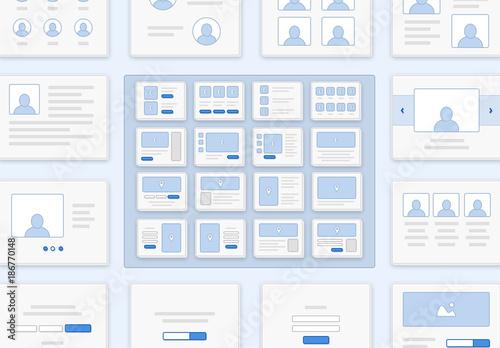 Atemberaubend Powerpoint Drahtmodellvorlage Ideen - Beispiel ...