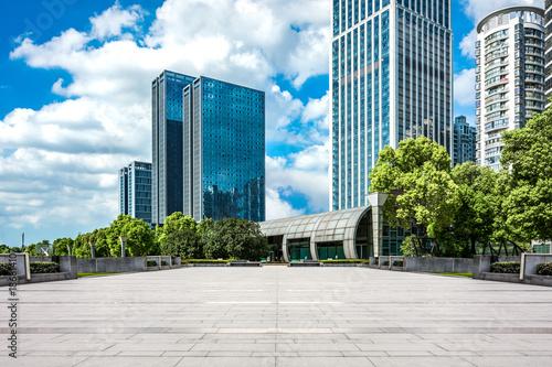 Fototapety, obrazy: Modern city scenery