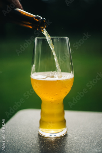 Photo IPA Beer