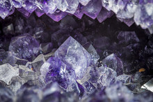 Druse Rock Of A Amethyst