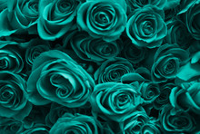 Background Of A Set Of Turquoi...