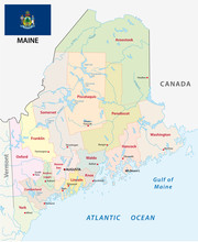 Maine Administrative And Polit...