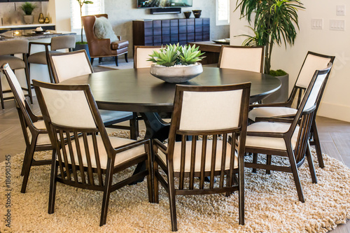 Modern Dining Room Table Chairs