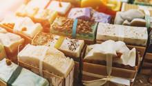 Handmade Natural Eco Soap, Sel...