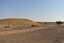 The Great Thar Desert Of Jaisalmer Rajasthan India