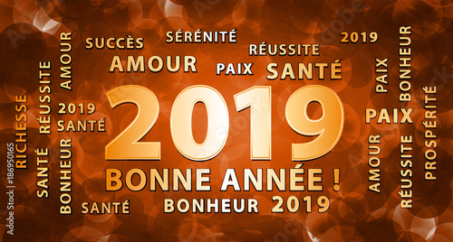 Resultado de imagen de images de bonne annee 2019