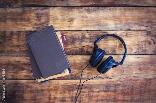 Valokuva Concept Audiobook