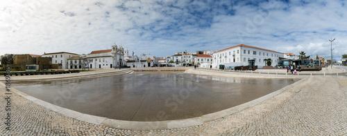 Portugal, Algarve, Lagos, Praca do Infante Dom Henrique