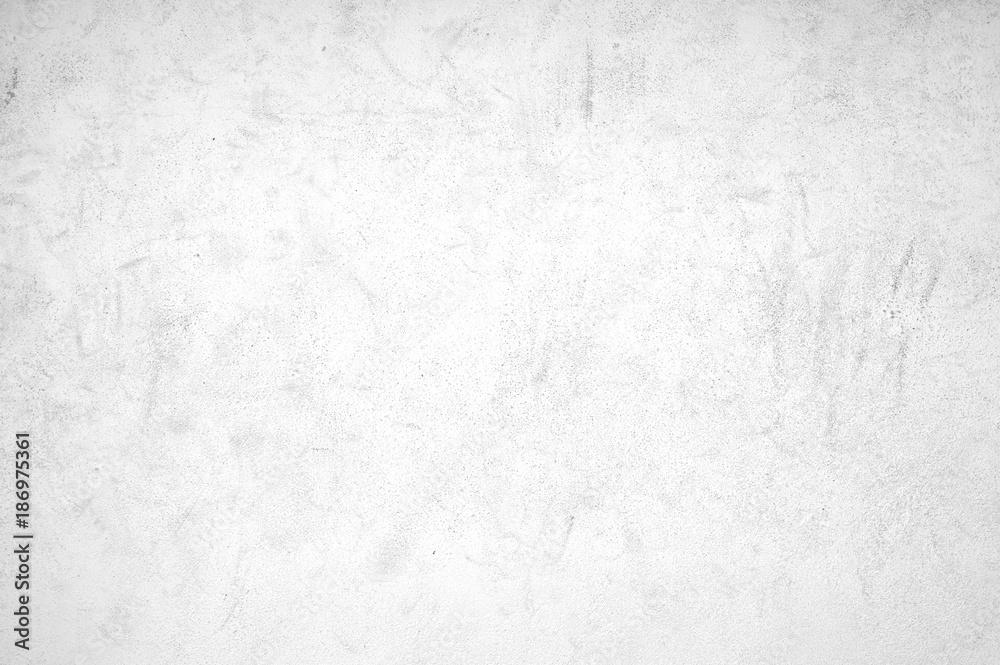 Fototapeta Helle weiße Wand als Hintergrund