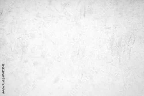 Helle weiße Wand als Hintergrund - fototapety na wymiar