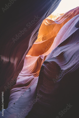 USA, Arizona, Page, Antelope Canyon