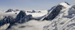 France, Chamonix, Mont Blanc Range