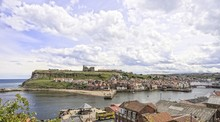 Whitby: Panoramic View