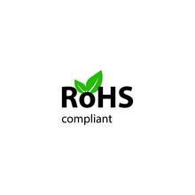 RoHs Sign. RoHs Compliant. Lea...