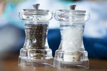 Glass Salt And Pepper Shakers ...