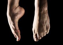Dancer Skinny Feet