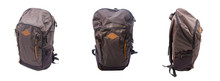 Different Views Of Backpack Si...