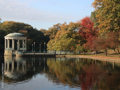 Photo  The Bandstand at Roger Williams Park