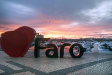 Faro City Logo