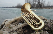 Euphonium On The River Rock