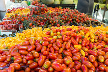 Visiting Shuk Tel Aviv Market