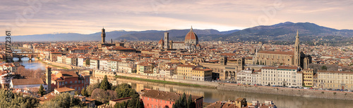 Wall Murals Florence Italy - Florence