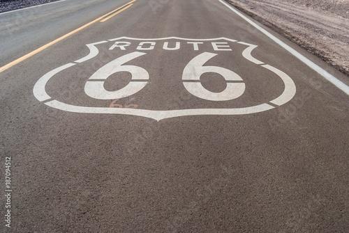 Papiers peints Route 66 Route 66 USA.