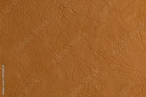 Keuken foto achterwand Leder sand brown leather texture background
