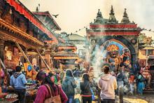 Kala Bhairava Temple, Kathmand...