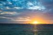 Sonnenuntergang im Paradies