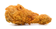 Golden Brown Fried Chicken Dru...