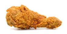 Golden Brown Fried Chicken Drumsticks