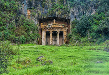 The Tomb Of Amyntas, Also Know...